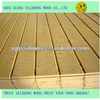 Tongue and Groove plywood