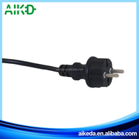 High quality top quality hot sale european 2 pin plug