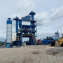 China Professional Manufacturer LB500 Asphalt Mixing Plant With Cold Aggregate Supply System