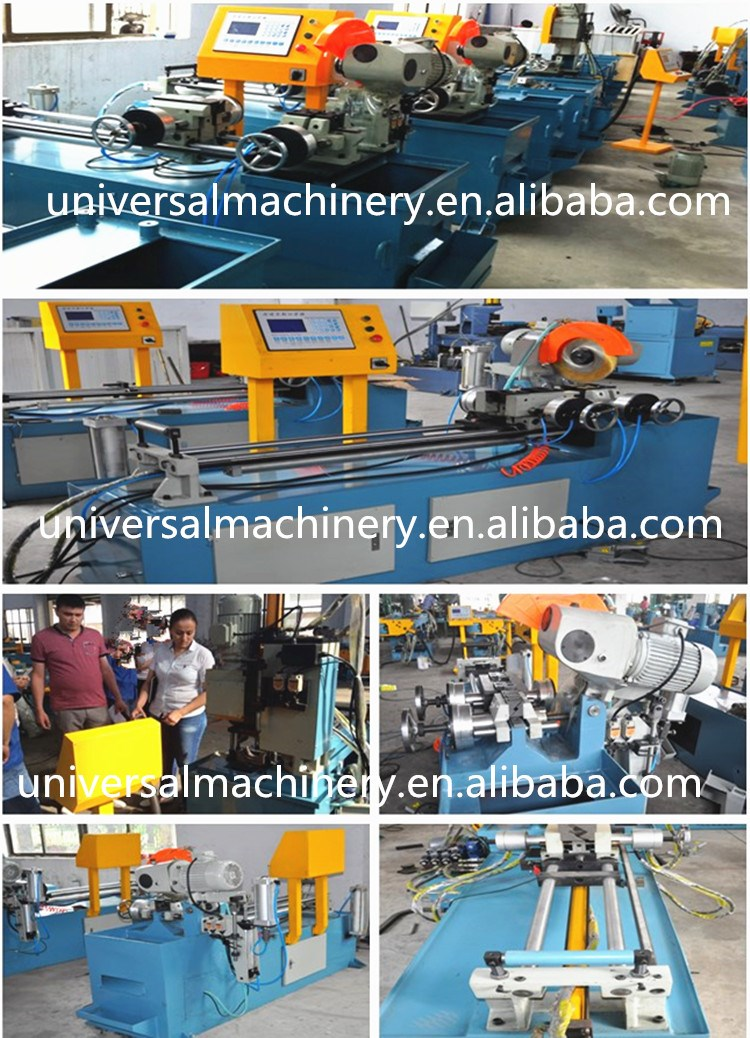 China factory UM-315 automtaic Tube Cutting Machine for any metal Pipe