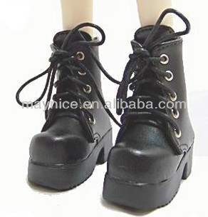 ECO-Friendly making wholesale BJD dolls boots shoes SD doll shoes 1/4,1/6,1/3collection OEM ok