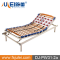 modern manual adjustable single size steel slat bed frame DJ-PW31-2a