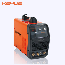 TIG-250 IGBT DC Inverter three phase high frequency portable argon gas tig/arc stainless steel welding equipment