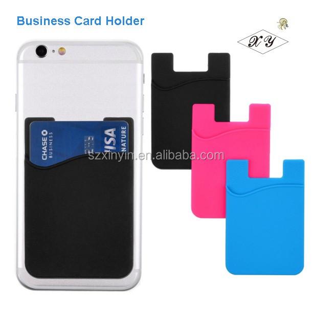 mobile phone business card holder credit card wallet - Cell Phone Business Card Holder