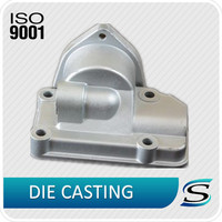 High Pressure Die Casting With Aluminum Or Zinc Material