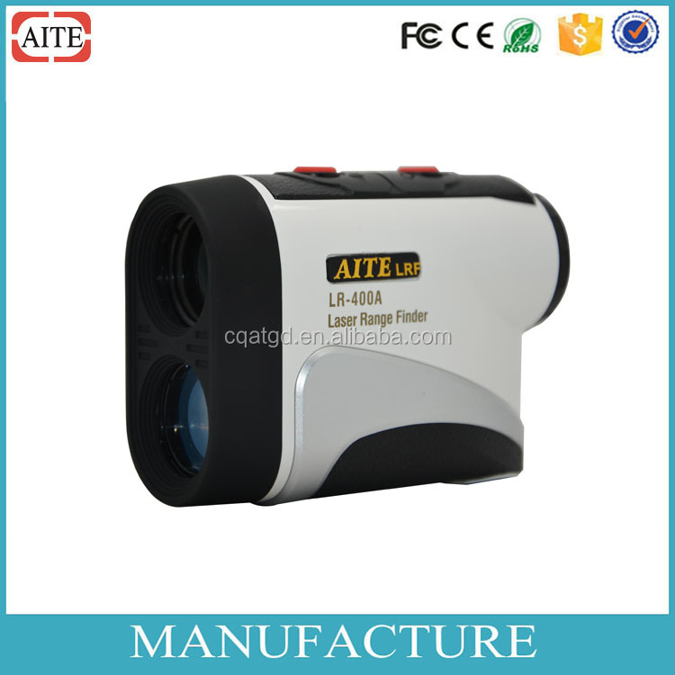 High quality 400m laser distance sensor and laser range finder scope with pin seeker