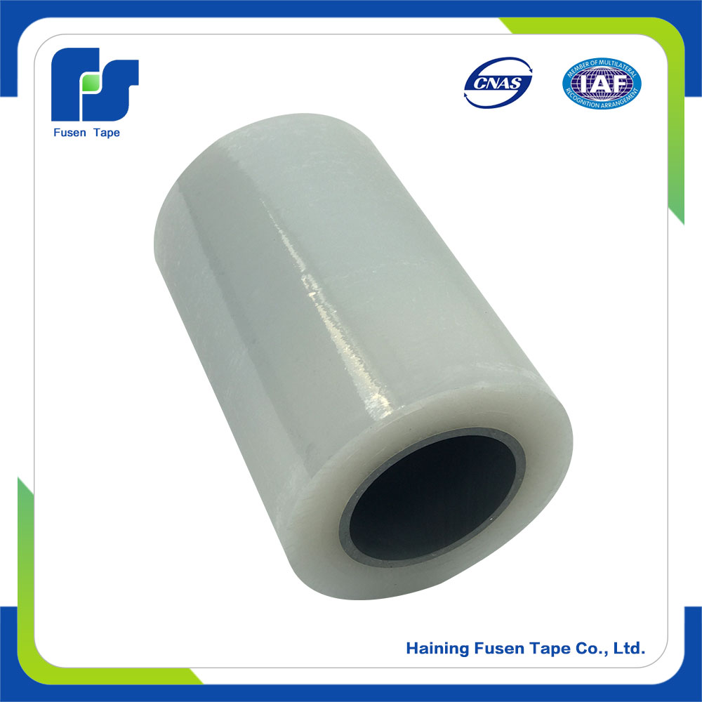 PE protective film for transparent solid polycarbonate sheet