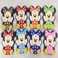Wave point of Minnie Phone Case for ipad mini