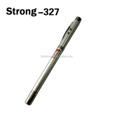 4 in 1 hot selling red and white light torch promotional flashlight ballpoint pen with magnet