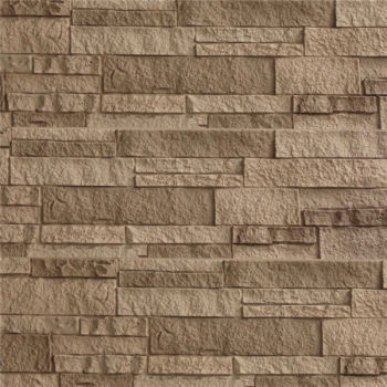 New Design Stone Wall Pu Brick Wall Stone Panel Interior