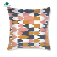 Best quality irregular geometrics series throw pillow case chair cushion covers