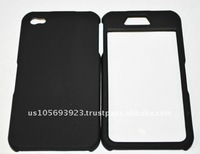 Hard case,Rubberized Case for Apple Iphone 4
