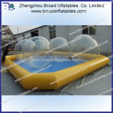 Best quality balloon swimming pool, custom inflatable pool,air balloon pool
