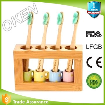 Soft, Medium Bristle Type and Adult, Child Age Group bamboo carbon toothbrush Dental Flosses Feature and Adult Age Group