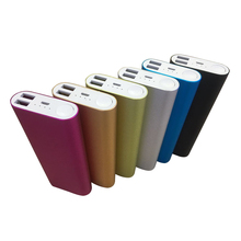 new External Battery Pack power bank 20000mah portable powerbank Charger for iphone for htc