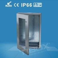 Stainless Steel Enclosure, Galvanized Box, Distribution Box