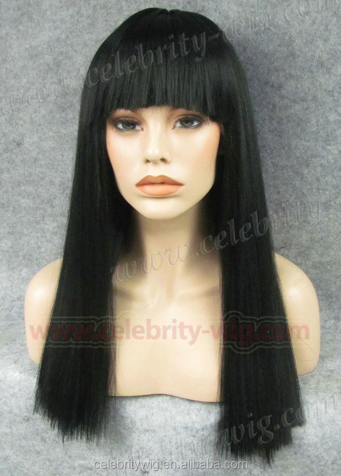 Synthetic cosplay male wigs synthetic lace front wig