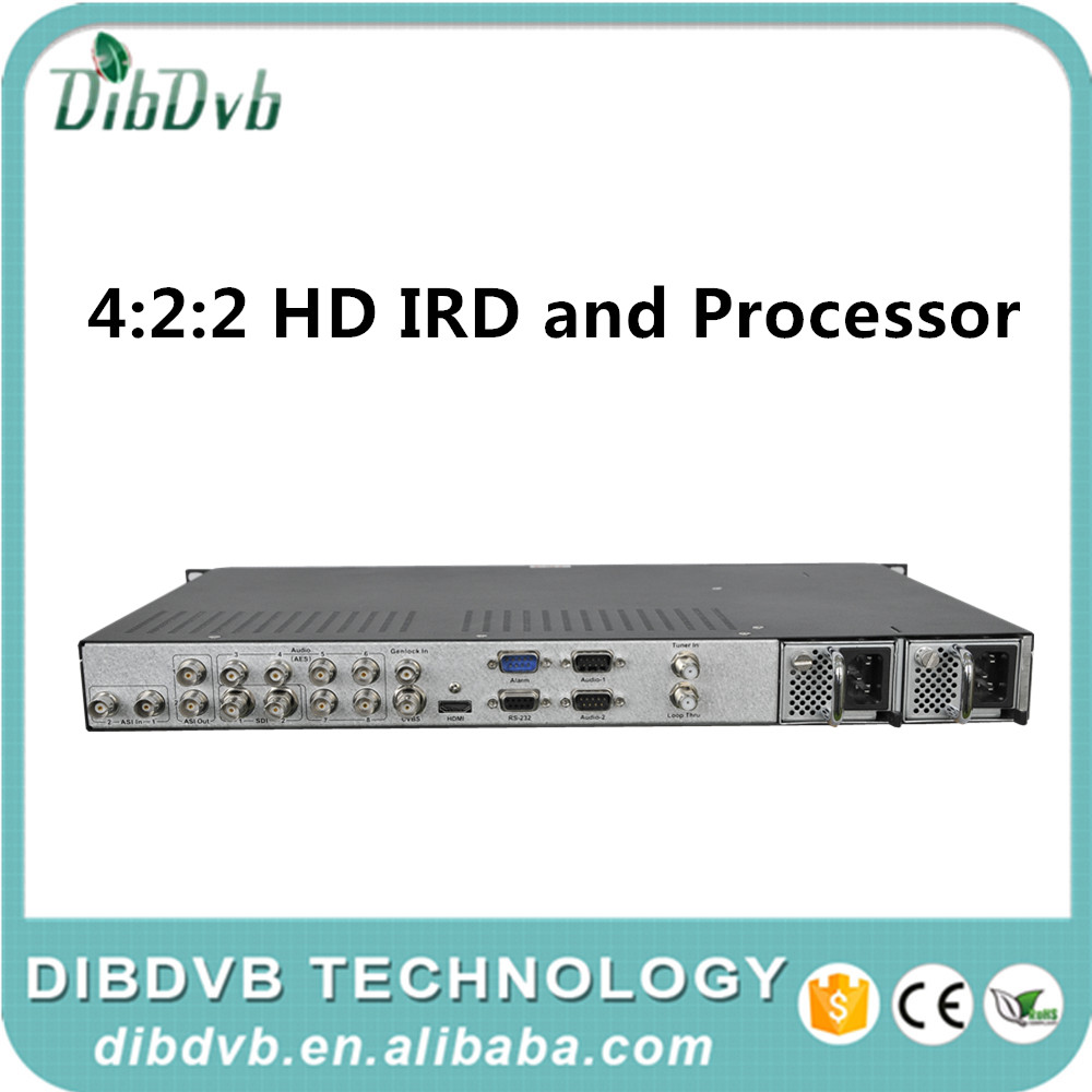 Advanced HD Decoder with 4:2:2