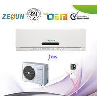 Wall-Mount Split Pack Type Home Air Conditioning Wholesale Guangdong