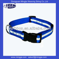 Novelty design factory price reflective dog collar for sale