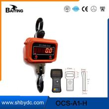High quality dynamic load digital portable weighing truck scale