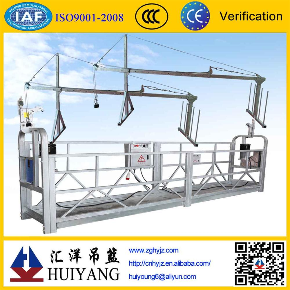 ZLP800 suspended platform / building lift price