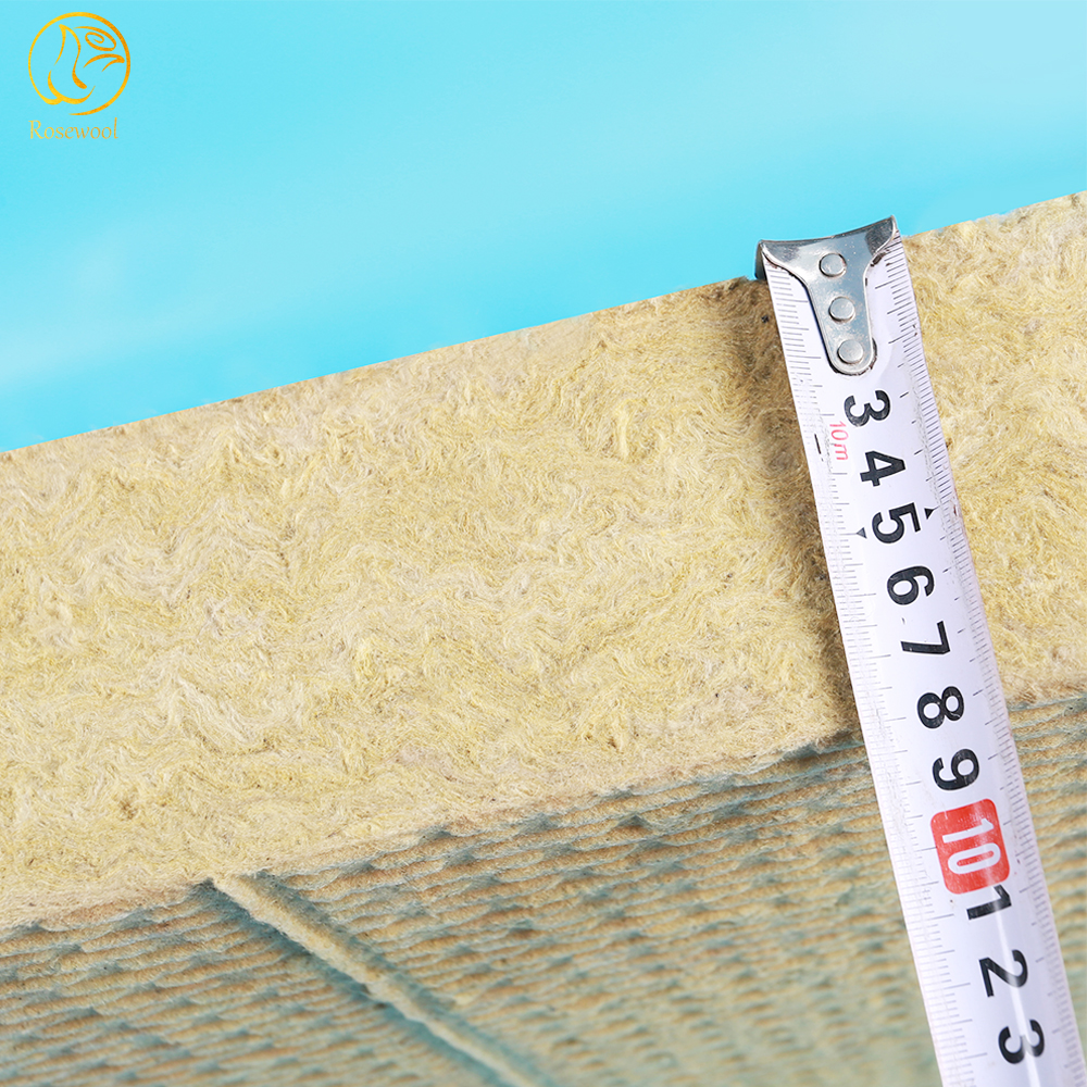good peeling resistant 50mm thick fireplace rock wool