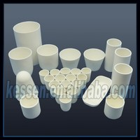 zirconia crucibles with cover,lid