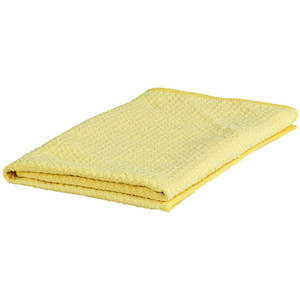 Waffle Weave Microfiber Car Drying Cleaning Wash Cloth Towel