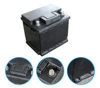 Electric motors 50ah lead acid dry cell battery