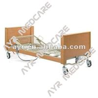 Five functions electric home care bed