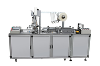 Automatic packing machine for small boxes