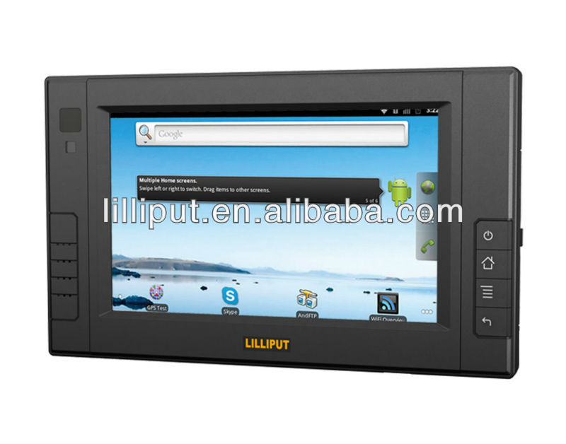 LILLIPUT NEW PC-7105 industrial embedded touch screen computer