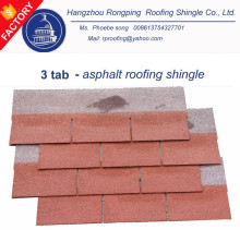 alibaba china factory supplier fiberglass asphalt shingle, roofing shingle, roof tile
