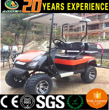 CE approved 4 Seater Electric Power hunting golf cart for sale