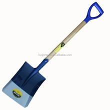 farmming tools garden tools wooden handle shovel S501D