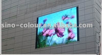 PH8 outdoor led commercial advertising display screen