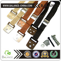 Metal furniture brace plastic furniture straps for baby safety