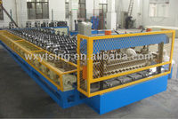 Full Automatic YTSING-YD-0083 Automatic Corrugated Sheet Metal Roller Machine
