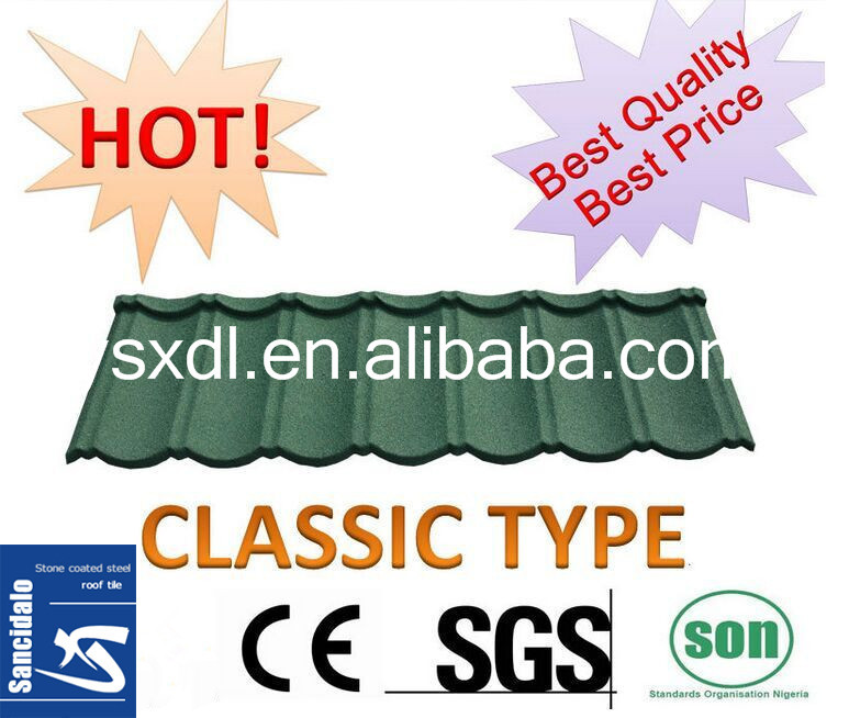 precision and beautiful stone granule coated steel roof tile sancidalo roof tile steel roof tiles asphalt shingles