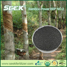 SEEK Bamboo biochar fertilizer for rubber tree