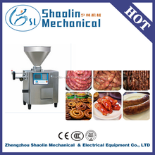 Best selling frankfurter sausage making machine with high efficiency