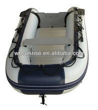 SunRise Alu Floor Inflated Boats Inflatables