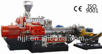 PPC Cable material 65-150 two-stage extruder line
