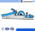 spiral sand washing machine, spiral classifier in mineral plant