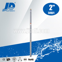 low price High pressure deep well submersible pump 2 inch