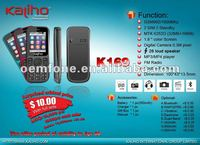 K169 Hot sell dual sim card dual dual standby mobile phones