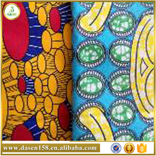 polyester wax print fabric /super london wax print fabric/ african printed textiles