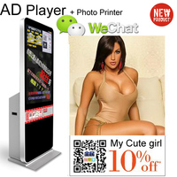 Phone photo print advertising promotional sexy girls nude anime figures