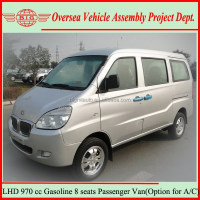Super Cool A/C Gasoline Engine LHD China Small Family Car